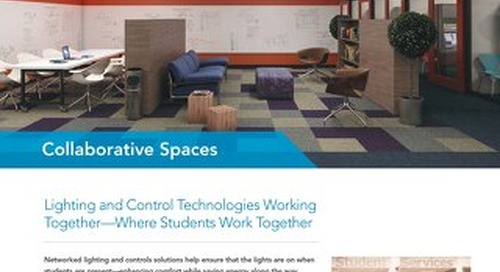 Working Together: Collaborative Spaces Solution Guide