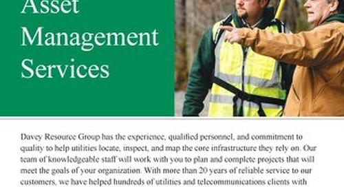 Asset Management Services | Davey Resource Group