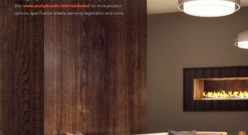 Residential LED Application Guide