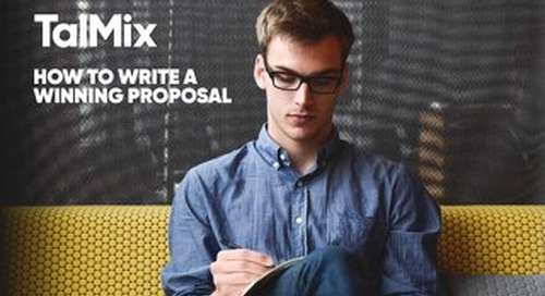 How To: Write a Winning Proposal