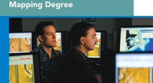 Memorial University of Newfoundland's Marine Institute Pioneers Ocean Mapping Degree