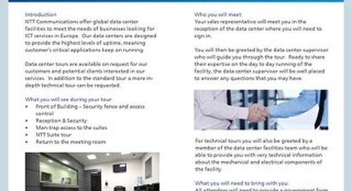 Data Center Tour