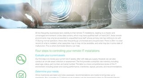 Take Control of Your Remote IT Environments