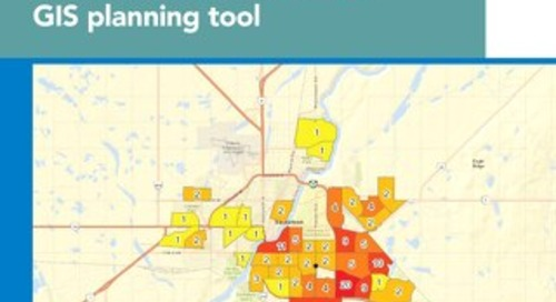 Saskatchewan's largest school division meets challenges head-on with Web-based GIS planning tool