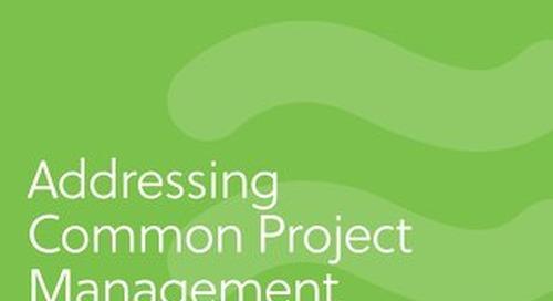 Addressing Common Project Management Scenarios in LiquidPlanner