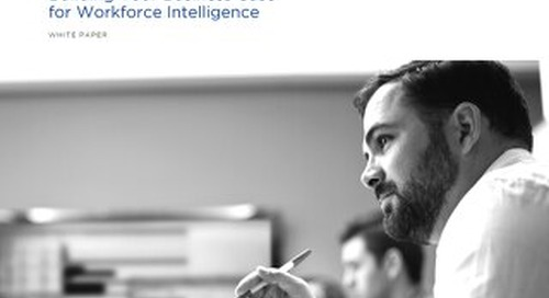 Building the Case for Workforce Intelligence