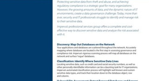 Discovery Assessment Whitepaper