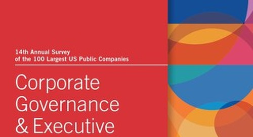 2016 Corporate Governance & Executive...