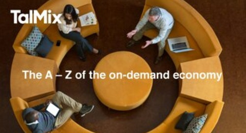 The A-Z of the on demand economy