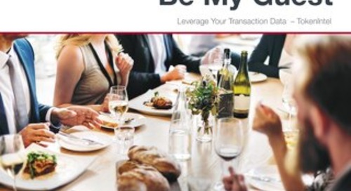 TokenIntel - Leverage Restaurant Transaction Data