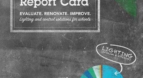 Lighting Report Card