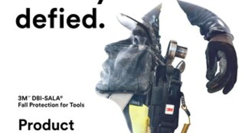 3M™ DBI-SALA® Fall Protection for Tools Catalogue