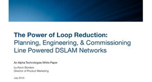 Power of Loop Reduction