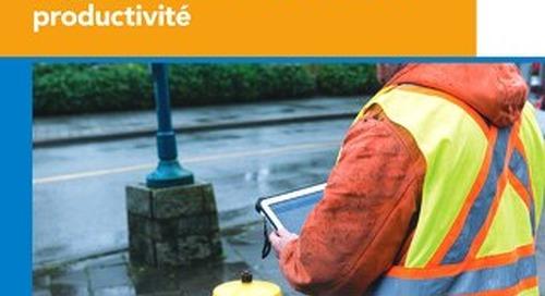Une nouvelle approche de la cartographie web guide Coquitlam vers une meilleure productivité