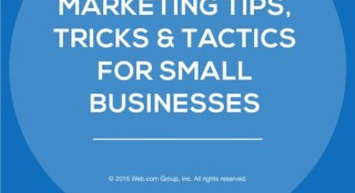 20 Mobile Marketing Tips Tricks and Tactics for Small Businesses