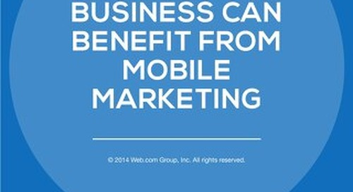 How Your Business Can Benefit from Mobile Marketing
