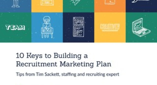 10 Keys to Building a Recruitment Marketing Plan