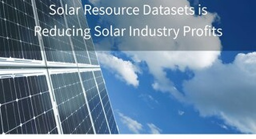 Misuse of Solar Data Resources