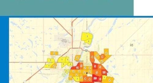 Une grande division scolaire de la Saskatchewan relève les défis de planification avec un SIG