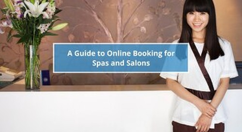 Spa and Salon Online Booking Benefits Guide