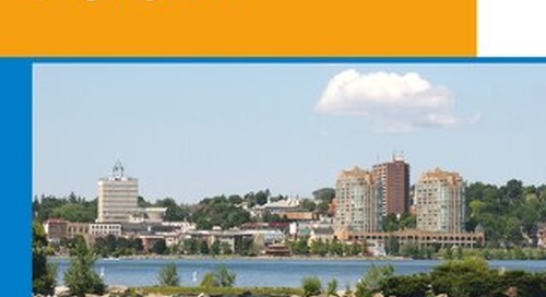 City of Barrie Optimizes Infrastructure Management using Cityworks