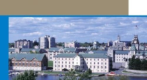 La Ville de Kingston dispose de la connaissance de la situation en temps réel