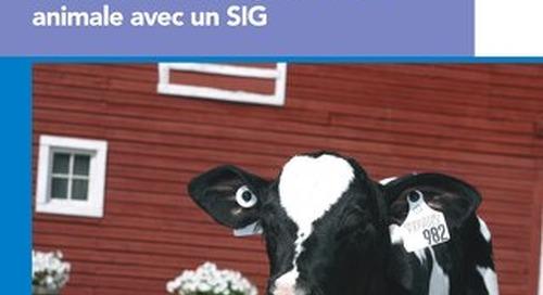 Ministre de l'Agriculture, de l'Alimentation et du Développement rural du Manitoba gère la santé animale avec un SIG