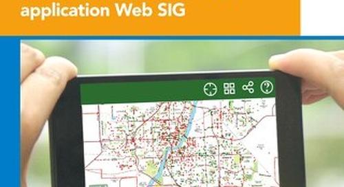 Saskatoon mobilise ses citoyens et améliore le signalement des nids-de-poule avec une application web SIG