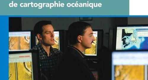 Le Marine Institute de l'Université Memorial de Terre-Neuve est le premier à offrir un programme de cartographie océanique