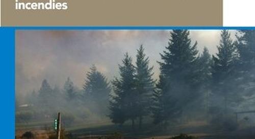 La technologie SIG dans le nuage réduit les risques et facilite l'intervention lors d'importants incendies