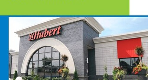 St-Hubert Bar-B-Q Speeds up Meal Delivery for Enhanced Customer Satisfaction