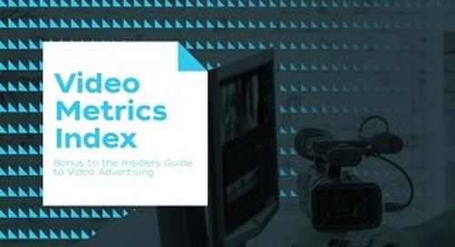 Video Metrics Index