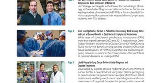 Oncology Advances January 2017