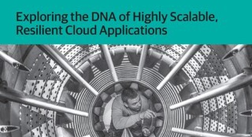 Beyond the 12 Factor App: Exploring the DNA of Highly Scalable, Resilient Cloud Applications