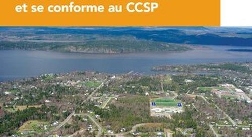 Une petite municipalité automatise la gestion des demandes de services et se conforme au CCSP