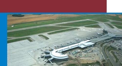 Le SIG de l'Aéroport international d'Edmonton prend son envol