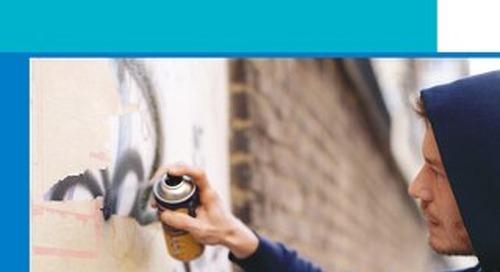 Gatineau, leader en prévention des graffitis