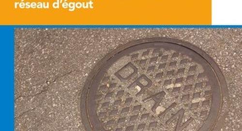 La Ville de Toronto adopte une solution unique en vue d'améliorer le processus d'inspection de son réseau d'égout