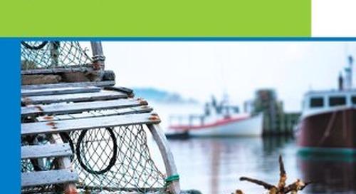 Un SIG permet à Clearwater Seafoods d'assurer la durabilité de ses activités