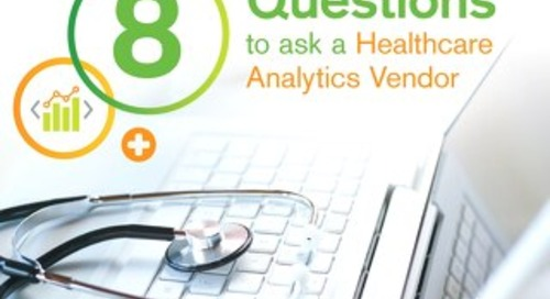 Qlik - 8 Questions to Ask a Healthcare Analytics Vendor
