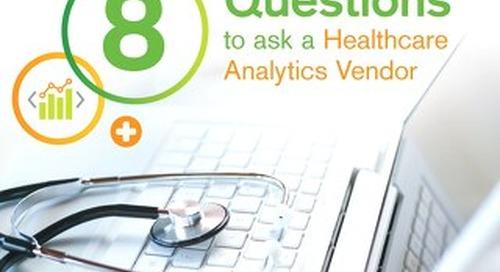Qlik - 8 Questions to Ask a Healthcare Analytics Vendor
