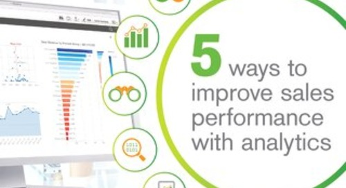 5 Ways to Improve Sales with Performance Analytics