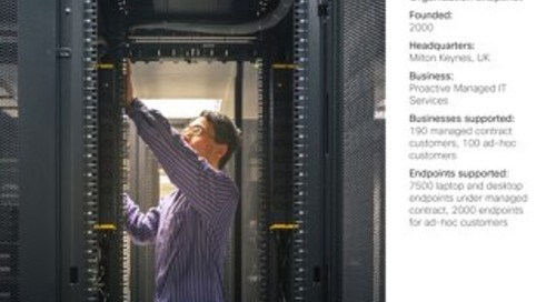 Mirus IT saves £60K per year in engineering time by deploying Cisco Umbrella for MSPs