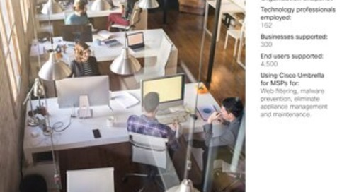 SymQuest Group trusts Cisco Umbrella for MSPs.