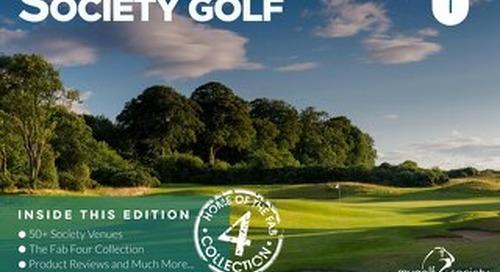 Society Golf Digital Magazine- Issue 1