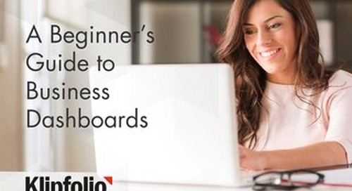 Klipfolio - The Beginner's Guide to Business Dashboards