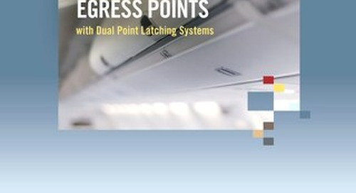 Safeguarding Interior Egress Points with Dual Point Latching Systems