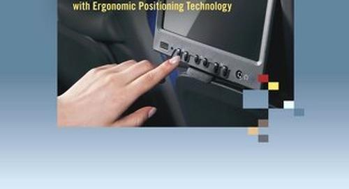 Enhancing Aerospace Interior Design with Ergonomic Positioning Technology