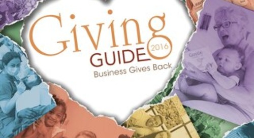 Giving Guide — November 22, 2016