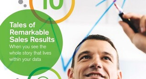 Qlik - 10 Tales of Remarkable Sales Results